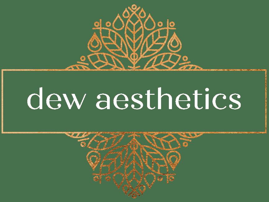 Dew Aesthetics Chester | Skincare Treatments | Logo
