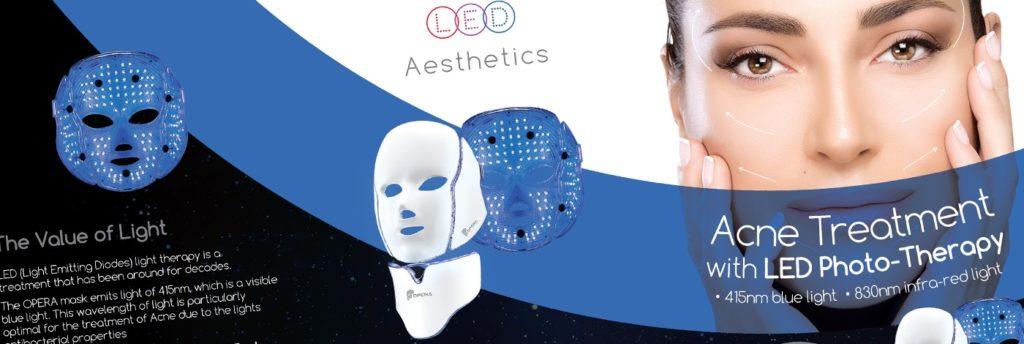 Dew Aesthetics, Chester   Facial Thread Lift   Opera LED Facemask